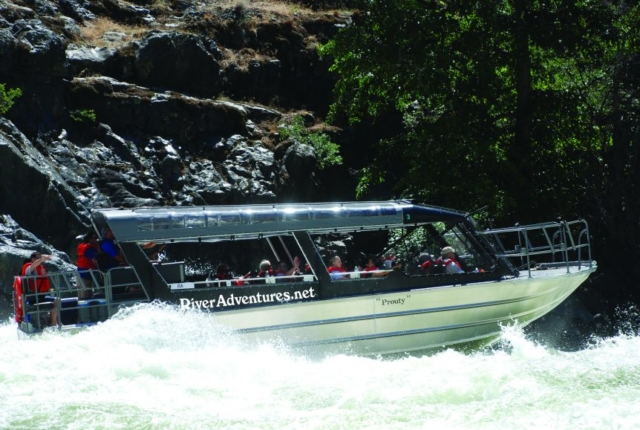 Hells Canyon Jet Boat Tours