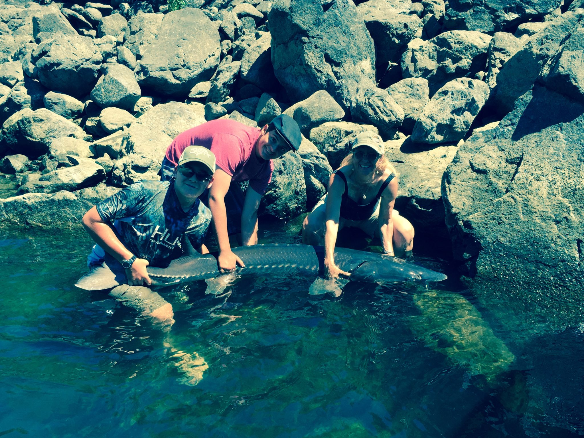 Hells Canyon Fishing