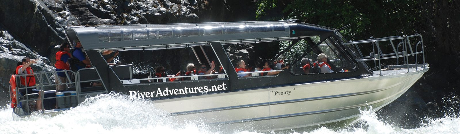 Idaho Jet Boat Tours Of Hells Canyon Salmon River River
