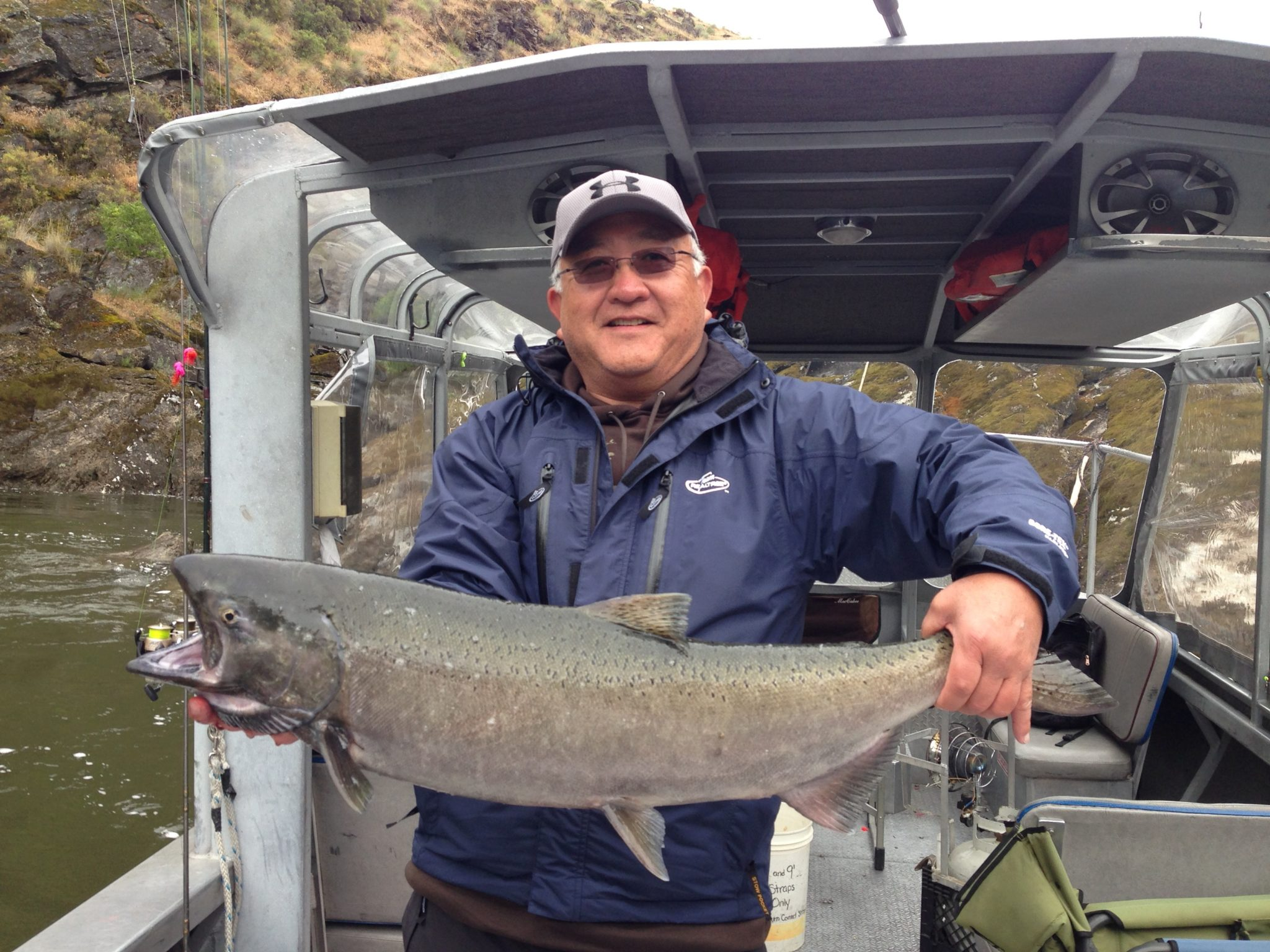 Idaho Salmon Fishing