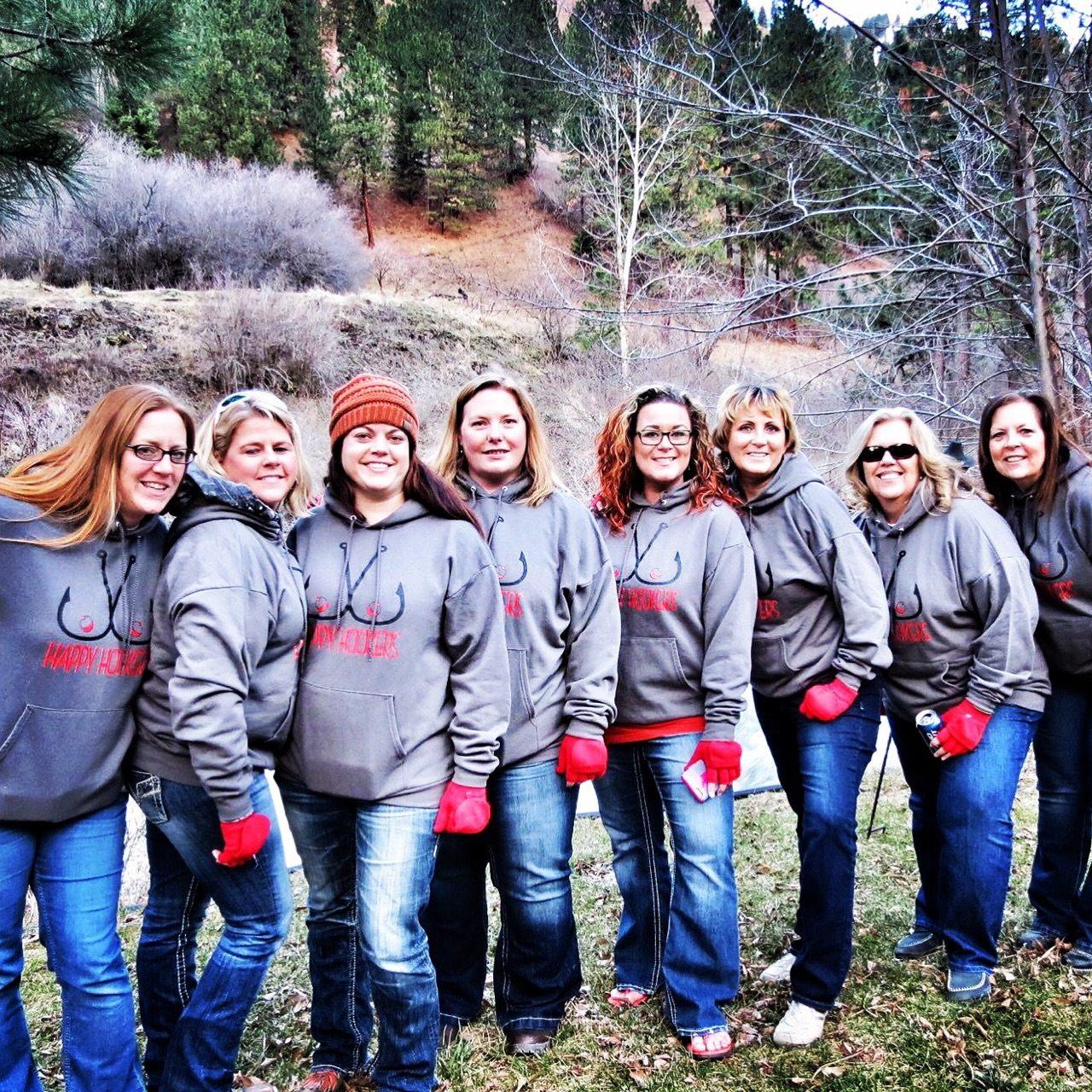 Women With Bait Fishing Tournament