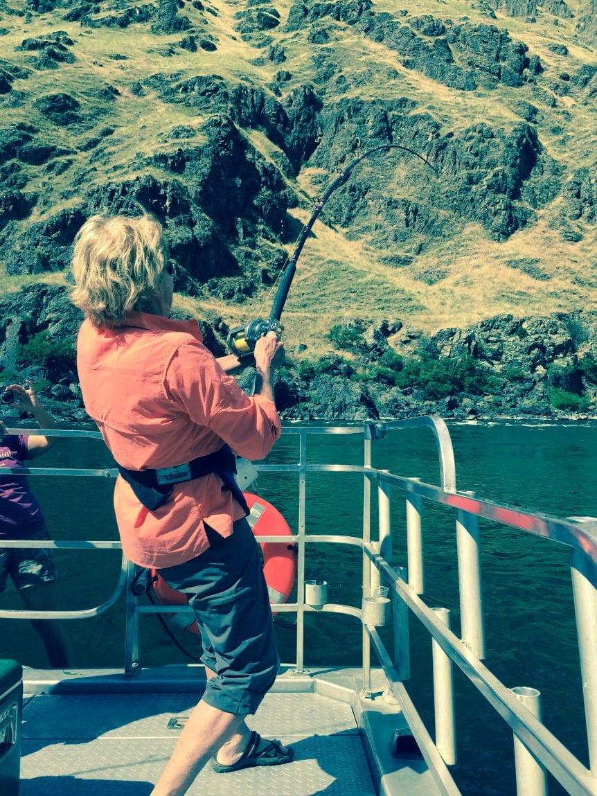 Hells Canyon Fishing