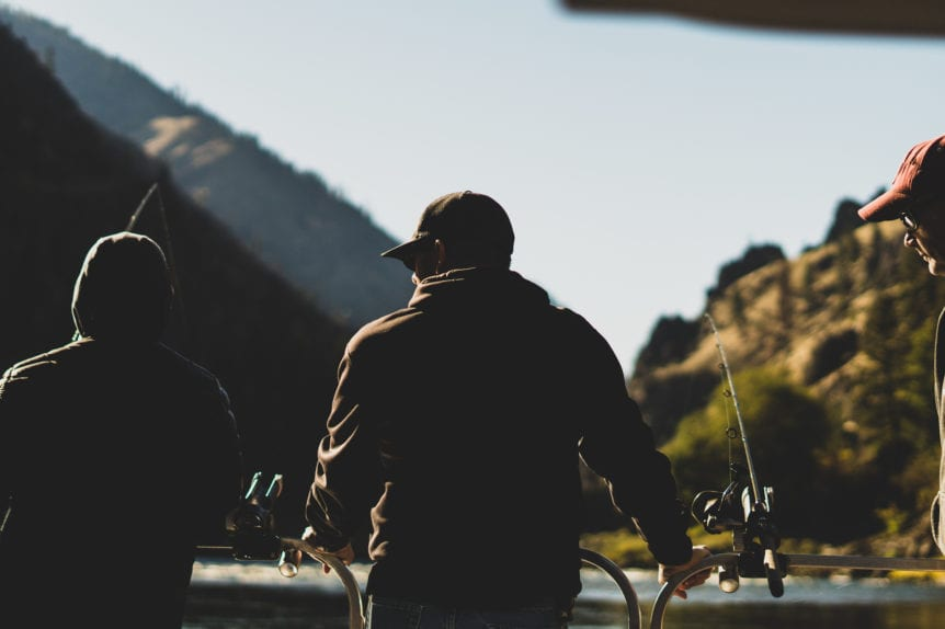 Steelhead Fishermen