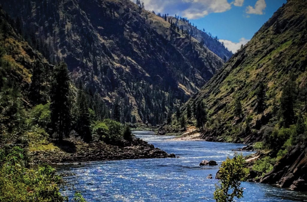 Salmon River Tours and Fishing, The River of no Return