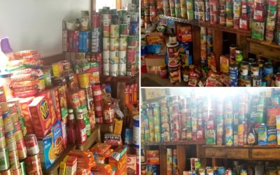 2nd Annual Women With Bait Food Drive