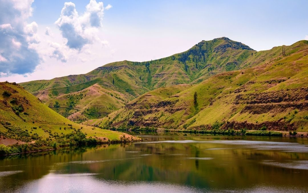 The Best Hiking Locations Around Hells Canyon